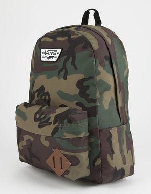 Tilly s  Backpacks - Vans Old Skool II Classic Camo  14 f5130fd839178