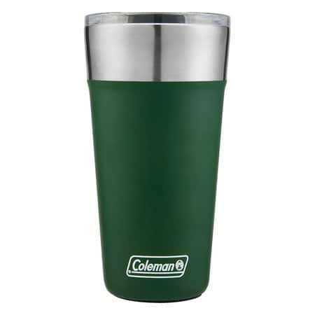 Coleman Brew Insulated Stainless Steel Tumbler, 20 oz (Various Colors) at Walmart/Amazon $9.95 + Free Store Pickup