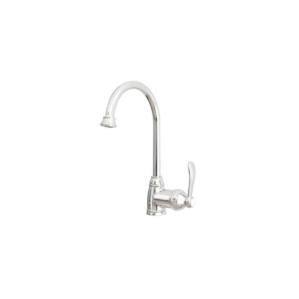 Belle Foret Single-Handle Bar Faucet in Chrome $75, Elkay Mystic Single Lever Pull-Out Spray Bar Faucet, Chrome  $151 + FS at Home Depot ***Clearance