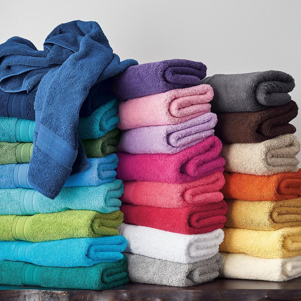 The Company Store Cotton Turkish Towels from $8.80 or Less | Regal Egyptian Towels from $11 or Less [Additional 20% OFF WYB 3 or More) + Free Store Pickup at Home Depot