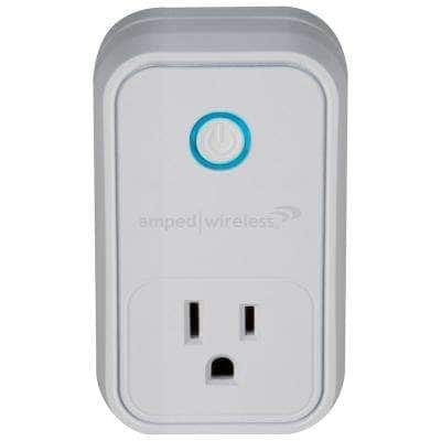 Amped Wireless Wi-Fi Alexa Enabled Smart Plug (AWP48W) $10 + Free Store Pickup at Home Depot