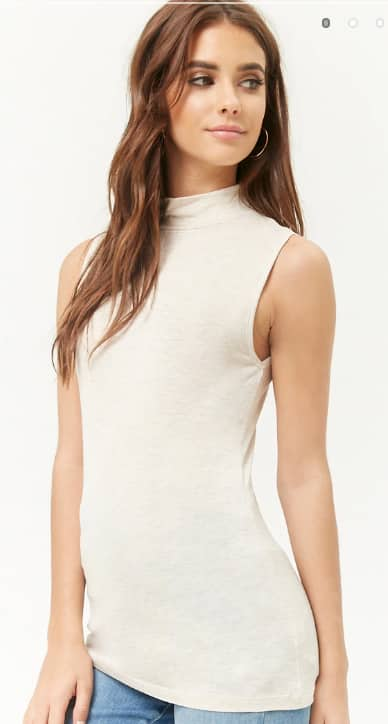 77201054f22c Forever 21  Extra 50% OFF Sale Styles - Women s Tops from  2.50 ...