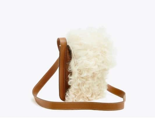 Tory Burch: Rory Shearling Cross-Body Bag $149 + FS & More
