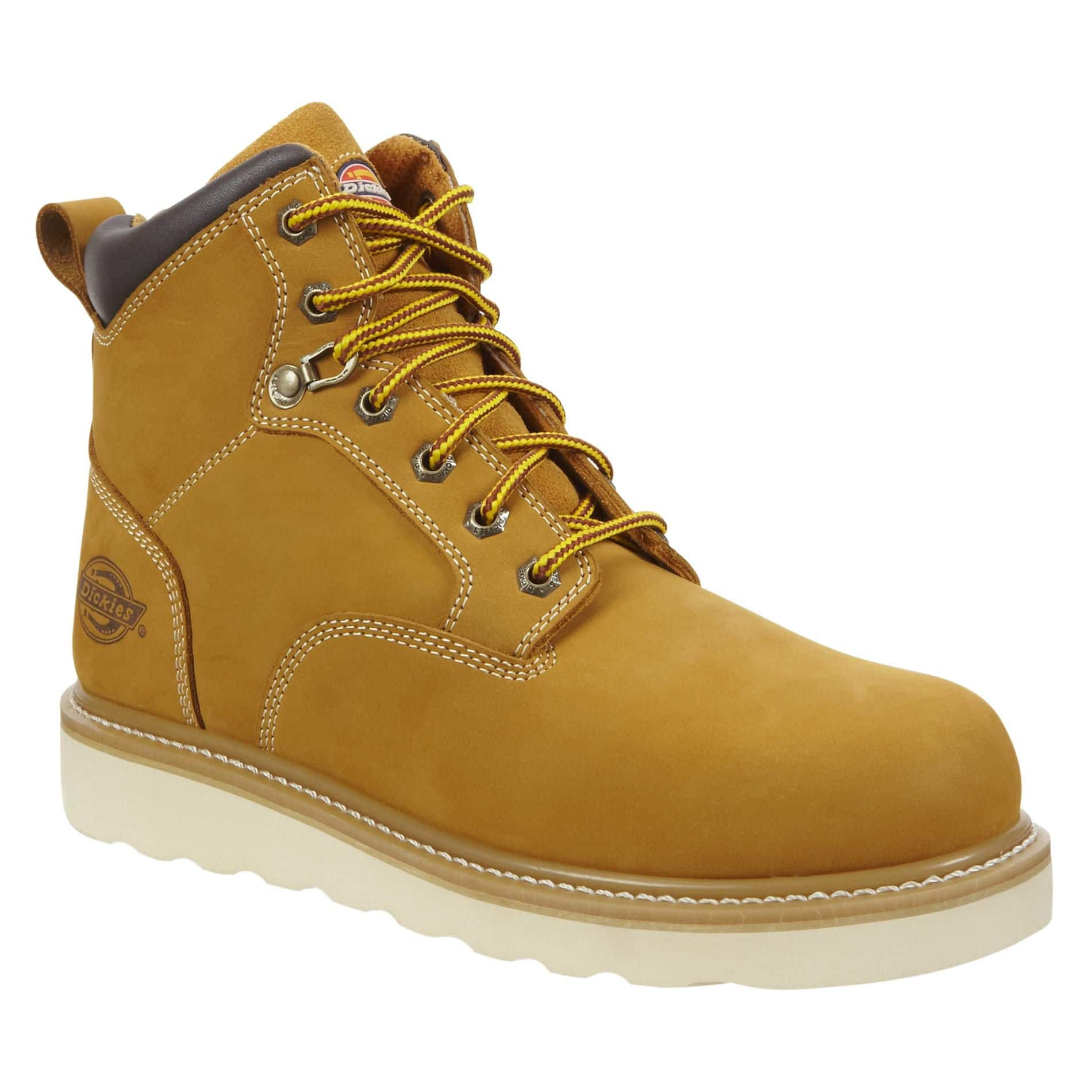 Sears: Men's Dickies Bearcat Work Boot $46.74, Craftsman AirFrame Waterproof Boot $73  + Free Store Pickup & More