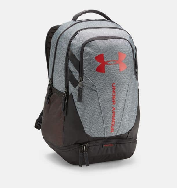 Under Armour Outlet: UA Hustle 3.0 Backpack (Various Colors) $32.99 + Free S/H with Shoprunner