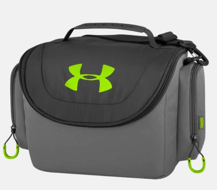Under Armour Outlet: Extra 20% OFF $100+ Orders + UA 12-Can Cooler $24, Hustle 3.0 Backpack $33 + FS w/ Shoprunner & More