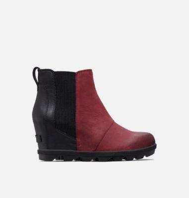 Sorel: Women's Joan of Arctic Wedge Chelsea Boot $90.93, PDX Wedge Boot $105, Men's Madson Waterproof Hiker Boot $99.75 + Free Shipping