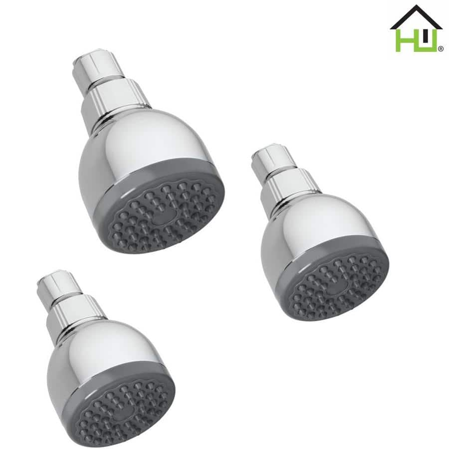3-Pack Homewerks - 1-Spray Shower Head, Chrome $20, Home2O Adelina from $23 + Free Shipping and More