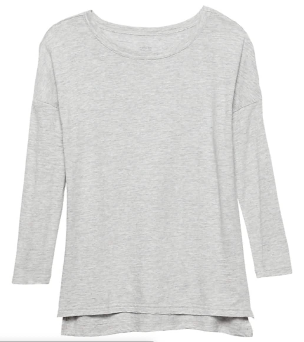 Banana Republic Factory: Extra 50% OFF Clearance - Women's Tops from $3.40, Pique Tailored Shorts $7.64, Men's Crew Neck $4.25, Flannel Shirt $6, more + FS on $50+
