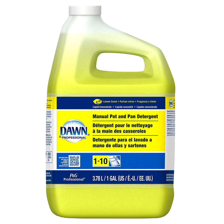 1 Gallon Dawn Professional Manual Pot & Pan Detergent, Lemon Scent at Sam's Club $9.82 + FS for Plus members **membership req