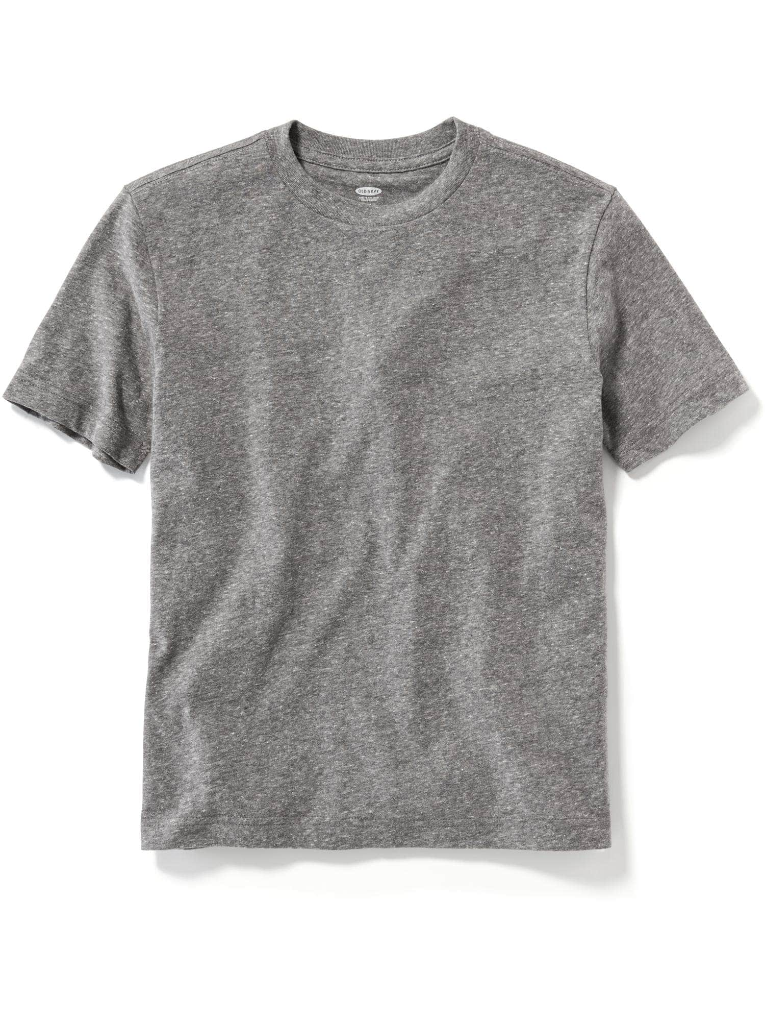Old Navy: Boys' Softest Heathered Tee or Women's Scarf $2.80   Girls' Graphic Crew Neck Tee $3.31, Toddler Girls' Rugby Dress $4.88 + FS on $50+