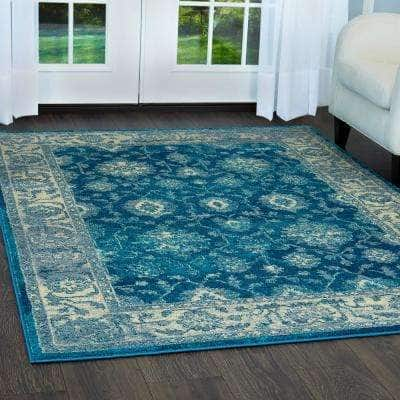 Home Dynamix Serena 20 in. x 32 in. Indoor Area Rug from $7.59 + Free Store Pickup at Home Depot and more