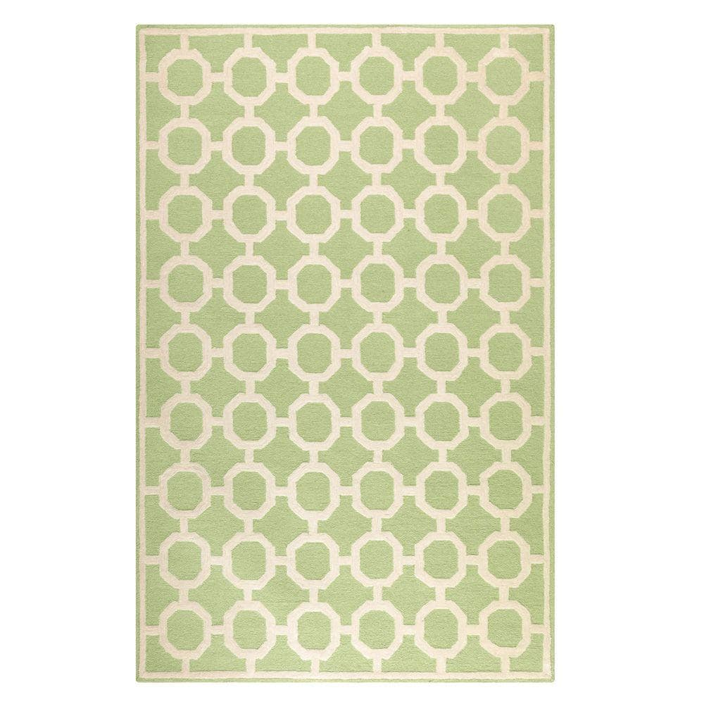 Home Decorators Collection Area Rug Clearance: 2' x 3' - Argonne Yellow $7.80, Espana (Sage or Yellow), Bianca Red $9.80 and more + Free Store Pickup at Home Depot