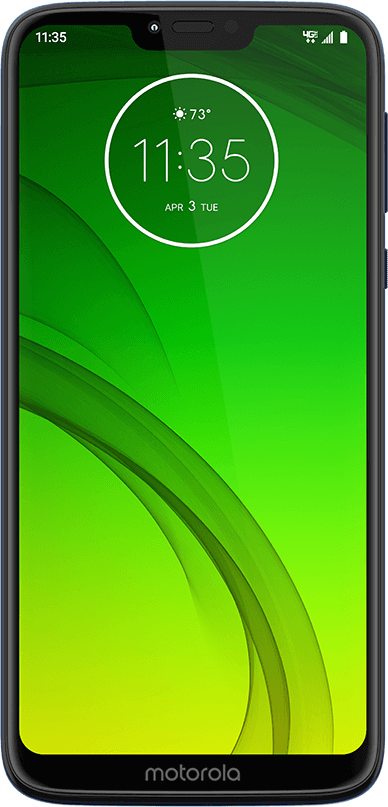 Visible Mobile: Unlocked 32GB Moto G7 Power + $100 Virtual