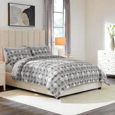 Home Decorators Collection Cotton Comforter Sets - Jonah 3-Piece Reversible: Full $41.56 | Hickson 5-Piece: Full $56.67, King $58.86 and more  + FS