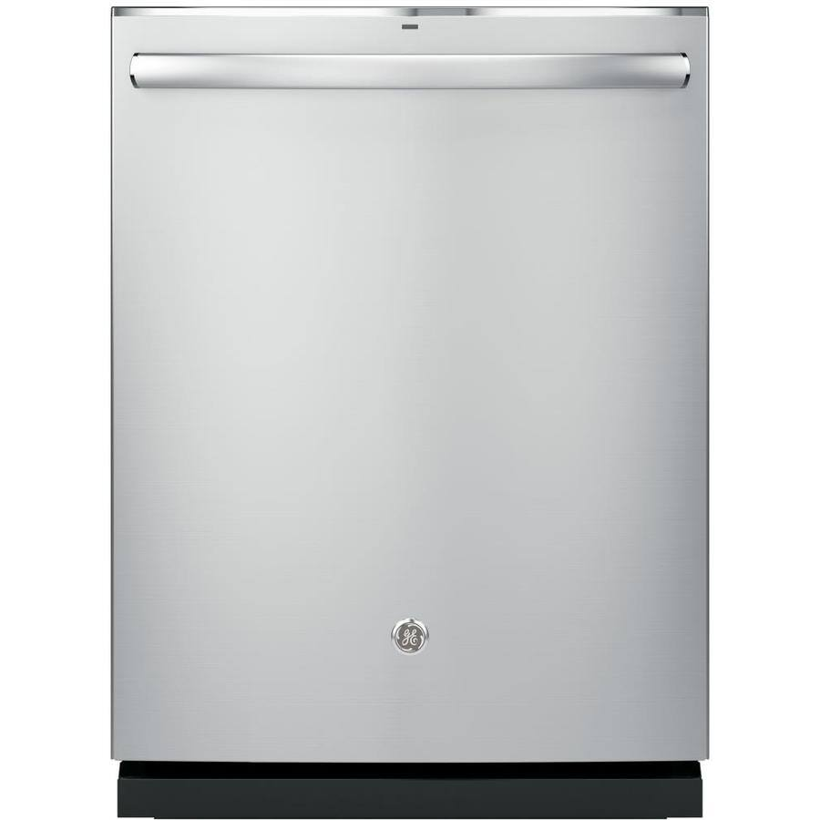 """GE 24"""" Built-in Dishwasher w/ Stainless Steel Tub, 45dB (GDT695SSJSS) $549 + Free Shipping"""