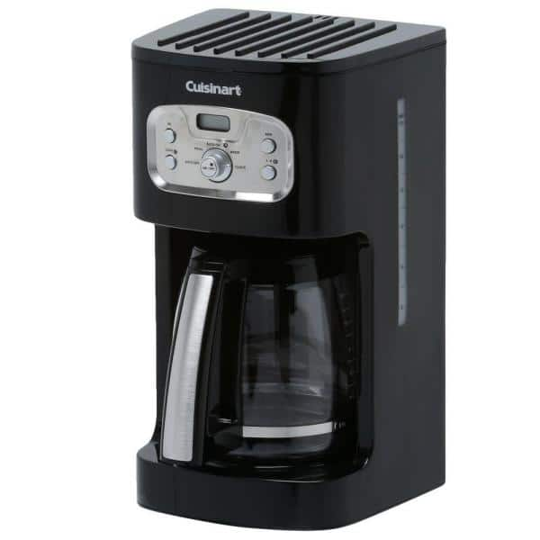 Cuisinart CBC-3300 12-Cup Black Drip Coffee Maker w/ Programmable Settings $28.80 + Free Store Pickup at Home Depot