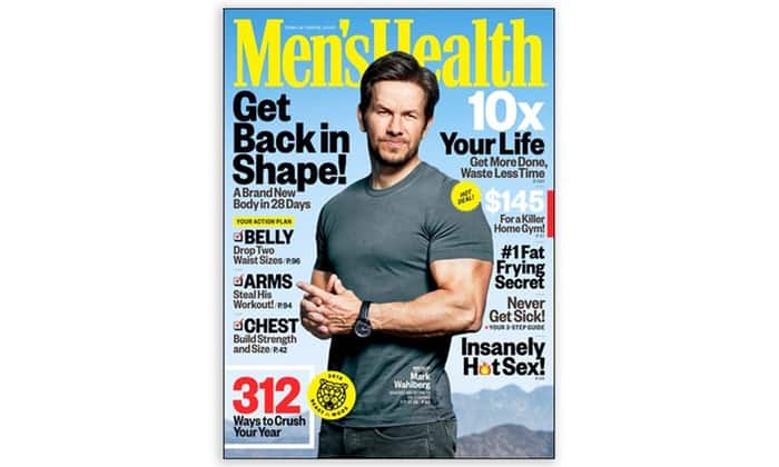 30% Off Groupon Magazines - Men's Health or O, The Oprah Magazine: 1-Year $4.49, 2-Years $7.29 | National Geographic Kids: 1-Year $11.49, Highlights 1-Year $19.89  & more