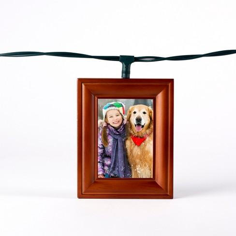 Polaroid Photo Frame String Lightbox in Cinnamon Red $7.49 + FS on $35+