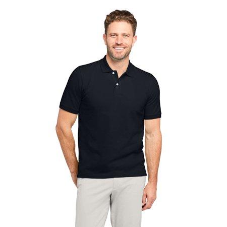 Men's Lands' End Short-Sleeve Mesh Polo $10.50, Squall Jacket $22, Waterproof Jacket $38.50 + FS on $35+