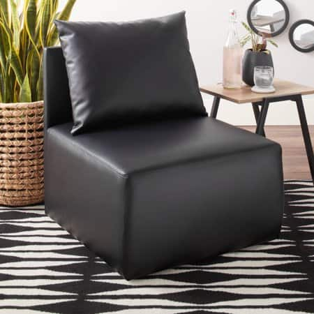 Mainstays Modular Single Lounge Chair from $46.97 + Free Shipping