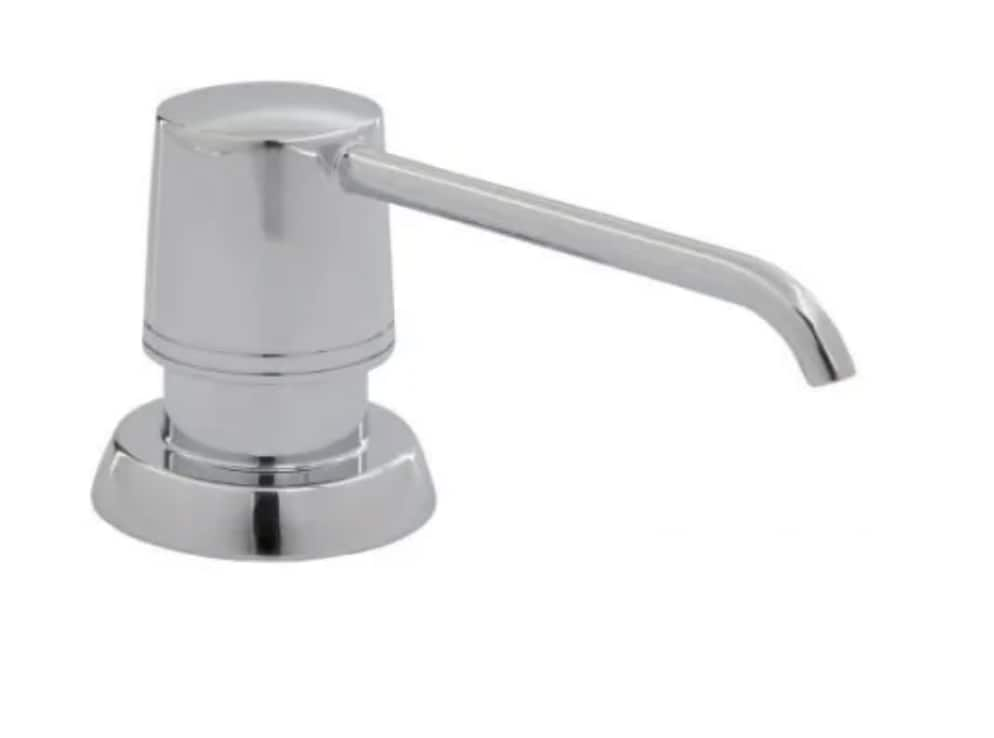Mirabelle Metal Deck Mounted Soap Dispenser in Oil-Rubbed Bronze $4.95 + FS over $49