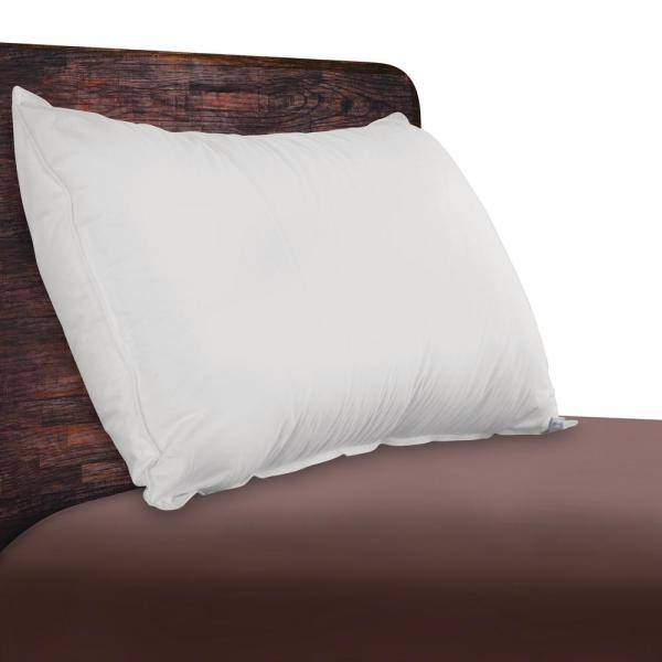Sealy 100% Cotton Down Alternative All Positions Pillow: Jumbo $18.19, King $20.79 + Free Store Pickup at Home Depot
