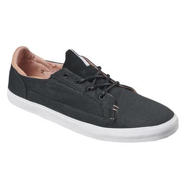 REEF Canvas Shoes: Women's Iris (Black) $19, TX (Heathered Black) $21, Rose Cozy (Tan) $24   Men's Low TX, (Natural Heather) $28 + Free Store Pickup at Gander Outdoors