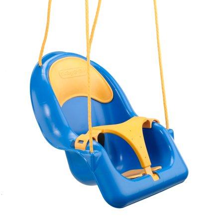 Swing-N-Slide Comfy-N-Secure Coaster Toddler Swing $40 + Free Shipping