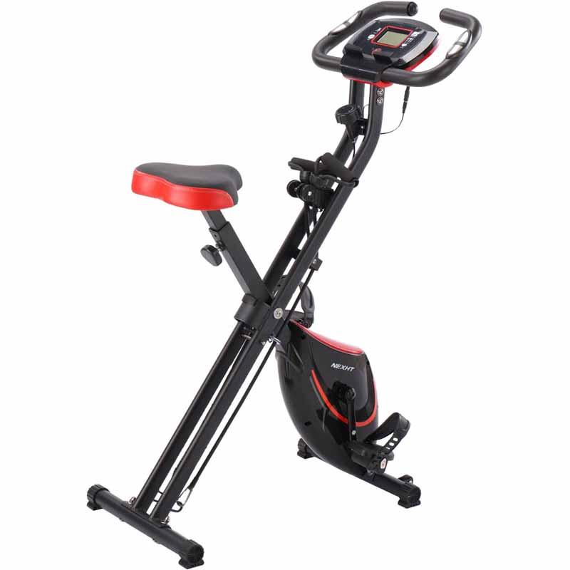 NexHT X-Magnetic Foldable Exercise Bike w/ Magnetic Resistance $100 + Free Shipping