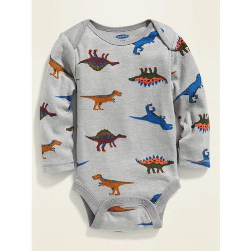Old Navy Baby Long-Sleeve Bodysuits $2.80, 3-Pack $8.40   Baby Poplin Shirt $4.20, Water-Resistant Hooded Utility Jacket $8.40  + Free Store Pickup