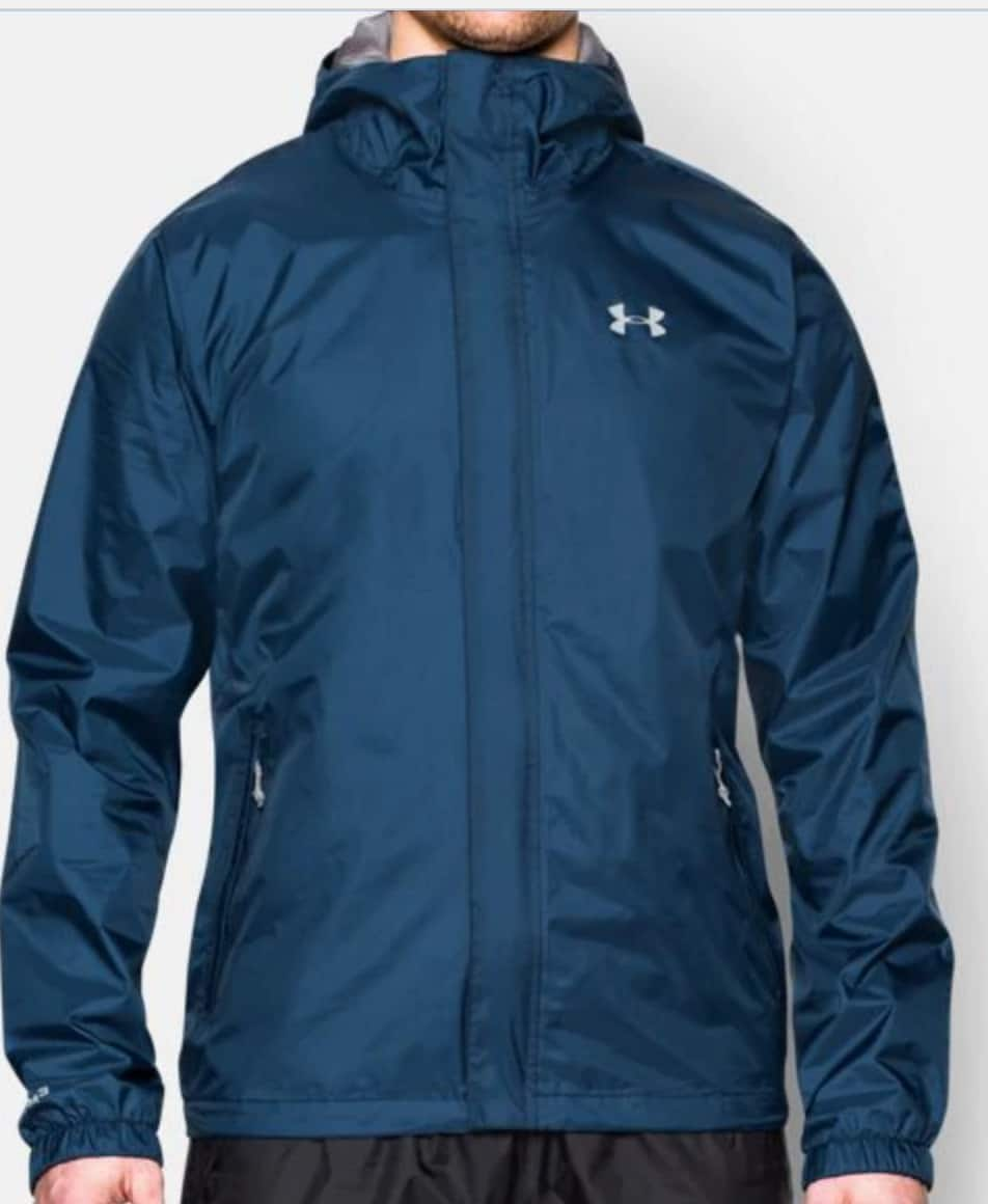 Men's UA Storm Bora Jacket $59.99 or Less + FS w/ Shoprunner