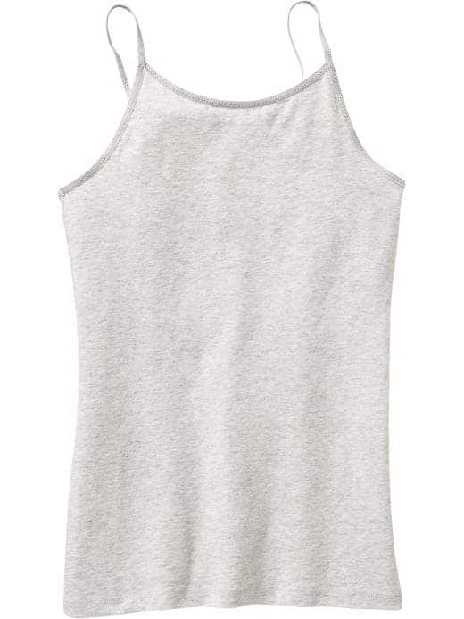 Old Navy: Girls' Stretch Cami or Fitted Jersey Tank $2 + Free Store Pickup