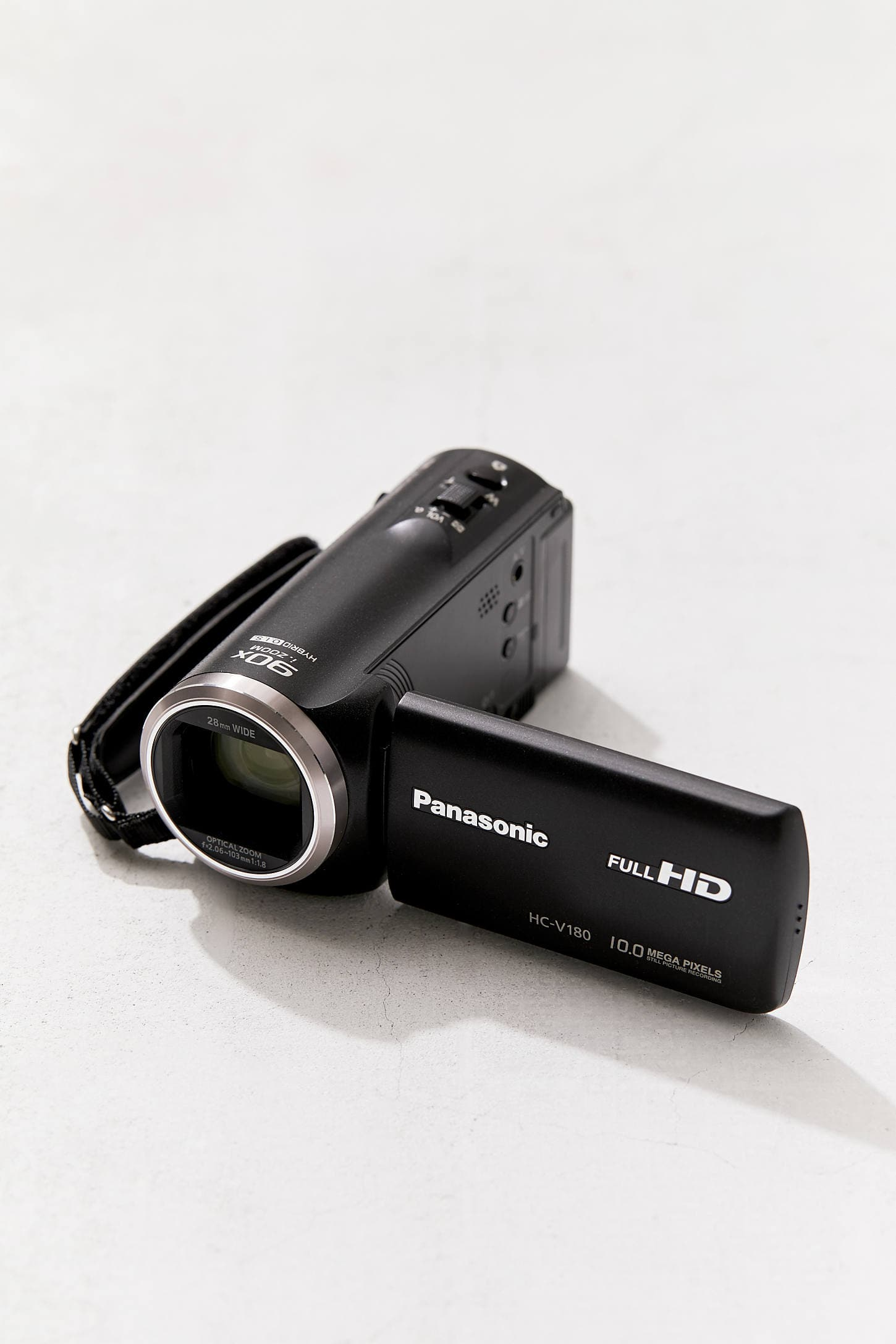Panasonic HC-V180K Camcorder $140 at Urban Outfitters + Free Shipping