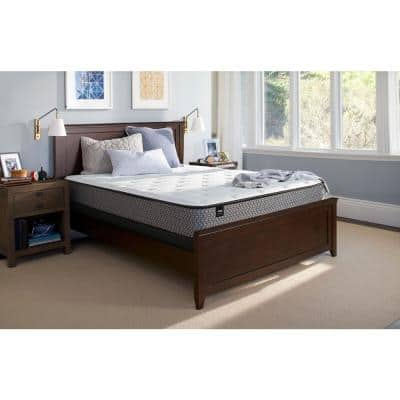 Sealy 13 in. Response Performance Cushion Firm Euro Top Mattress & 9 in. High Profile Foundation: Twin $417.14, Queen $454.30 + Free Delivery