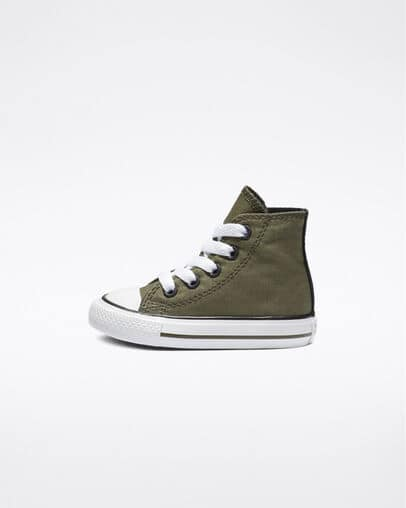 Converse: Extra 25% Off Sale Styles - Toddler Chuck Taylor All Star High Top $18.73 | One Star CC Floral Slip $22.48, Chuck Taylor All Star Slip $24.73 + Free S/H