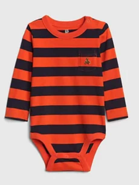 Gap: Extra 50% Off Markdowns: Baby Brannan Bear Bodysuit (various designs) $3.50 each & More + Free S/H Orders $50+