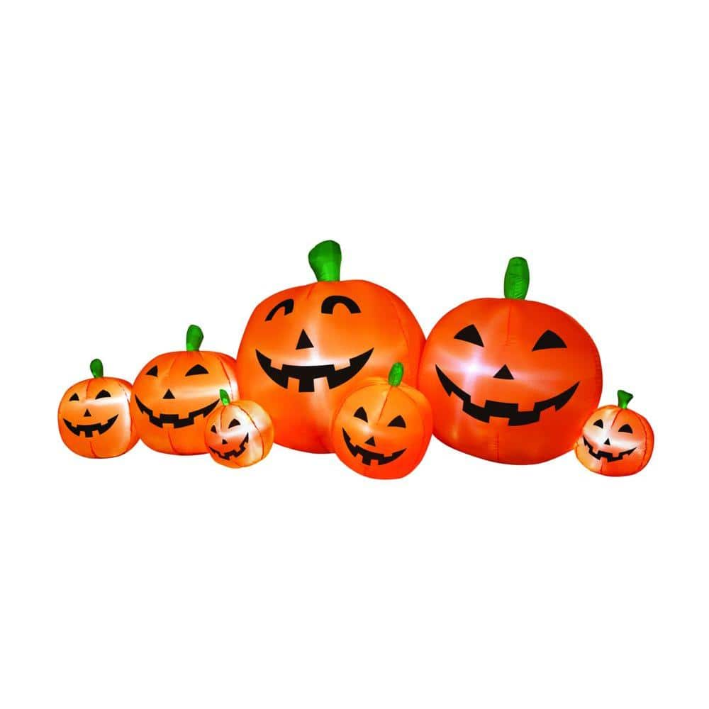 Airflowz Inflatable Pumpkin Patch (3' H x 8' W) $35 + Free Shipping