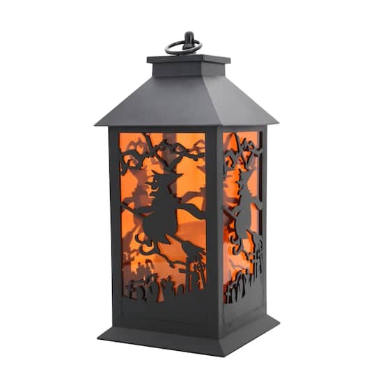 """Michaels: Extra 25% Off Coupon (Includes Sale Items): 12"""" Witch LED Lantern $7.50, 3 ft Airblown Inflatables: Chewbacca $28.12, Yoda $34.49 + FS on $49+"""