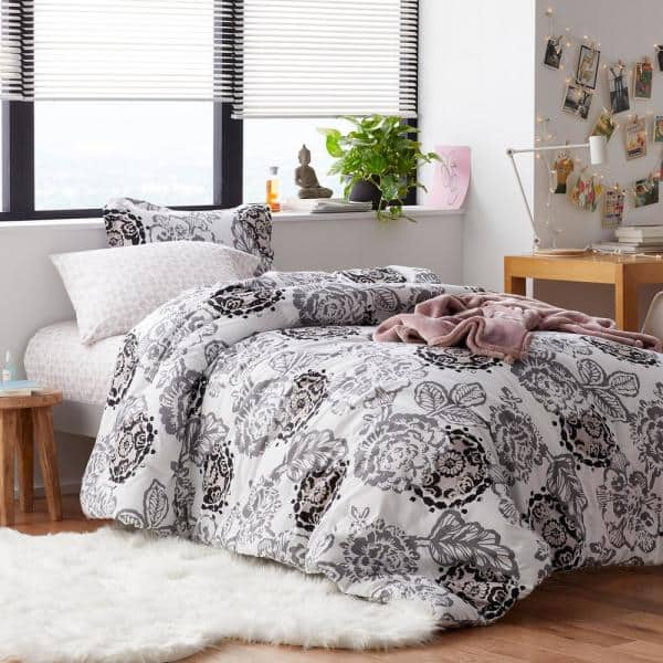 The Company Store Cotton Percale Comforter Sets: Twin $41.28, Full $47.68, Queen $54.08 at Home Depot + Free Store Pickup