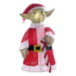 28 Star Wars Lighted Yoda Or Storm Trooper Christmas Lawn