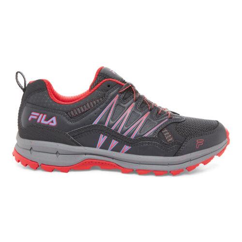 FILA Men's or Women's Evergrand TR Trail Shoe from 2 Pairs for $40.80 ($20.40 each) Mäns hävstångs- eller Fulcrum Casual Shoe 3-par för $ 52,78 ($ 17,59  Men's Leverage or Fulcrum Casual Shoe 3 Pairs for $52.78 ($17.59