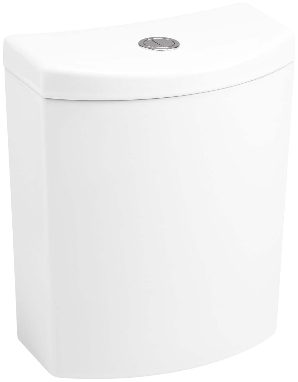 Kohler Persuade Dual Flush, Tank Only in White $51.76 + Free Shipping