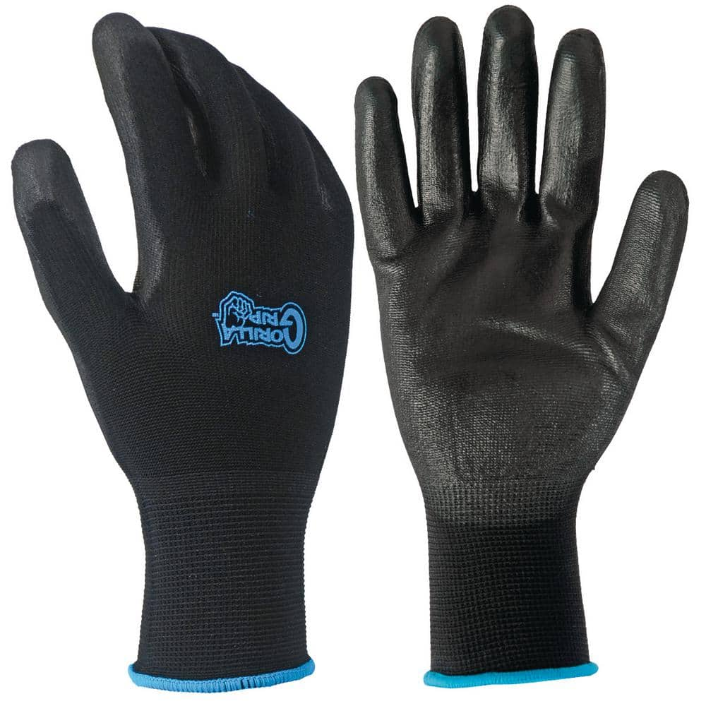 20-Pair Grease Monkey Large Gorilla Grip Gloves $14.88 at Home Depot + Free Store Pickup
