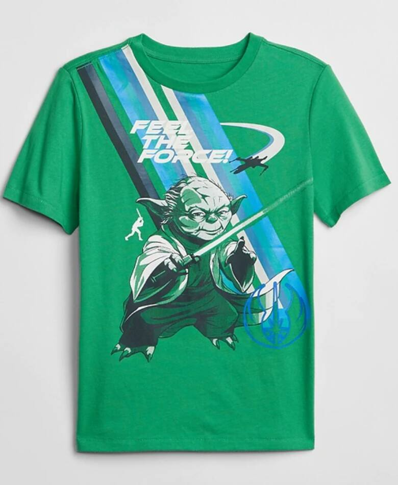 Gap Factory: Boys' Tees (Star Wars, Flippy Sequin) $5.99, Toddler / Baby Cotton Pajama Sets (Various) $9.99, Toddler Puffer Vest $9.99 + Free Shipping