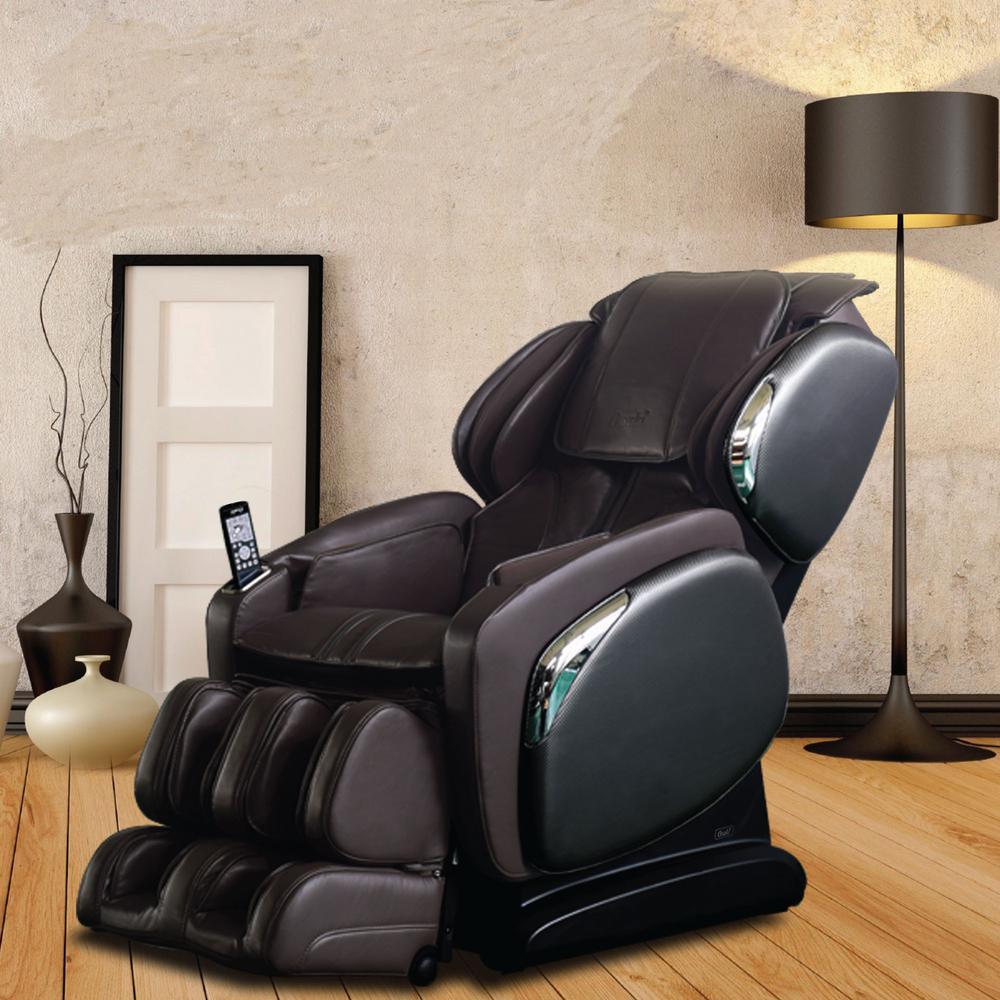 TITAN Osaki OS-4000LS (Brown) Reclining Massage Chair $1567.02 + Free Shipping