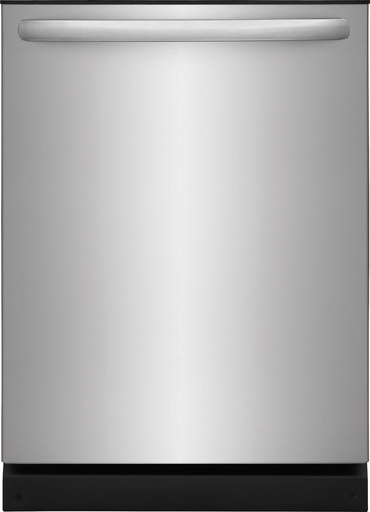 Frigidaire 24 in. Built-In Tall Tub Top Control Dishwasher in Stainless Steel, 54 dBA $273 AR + Free Shipping