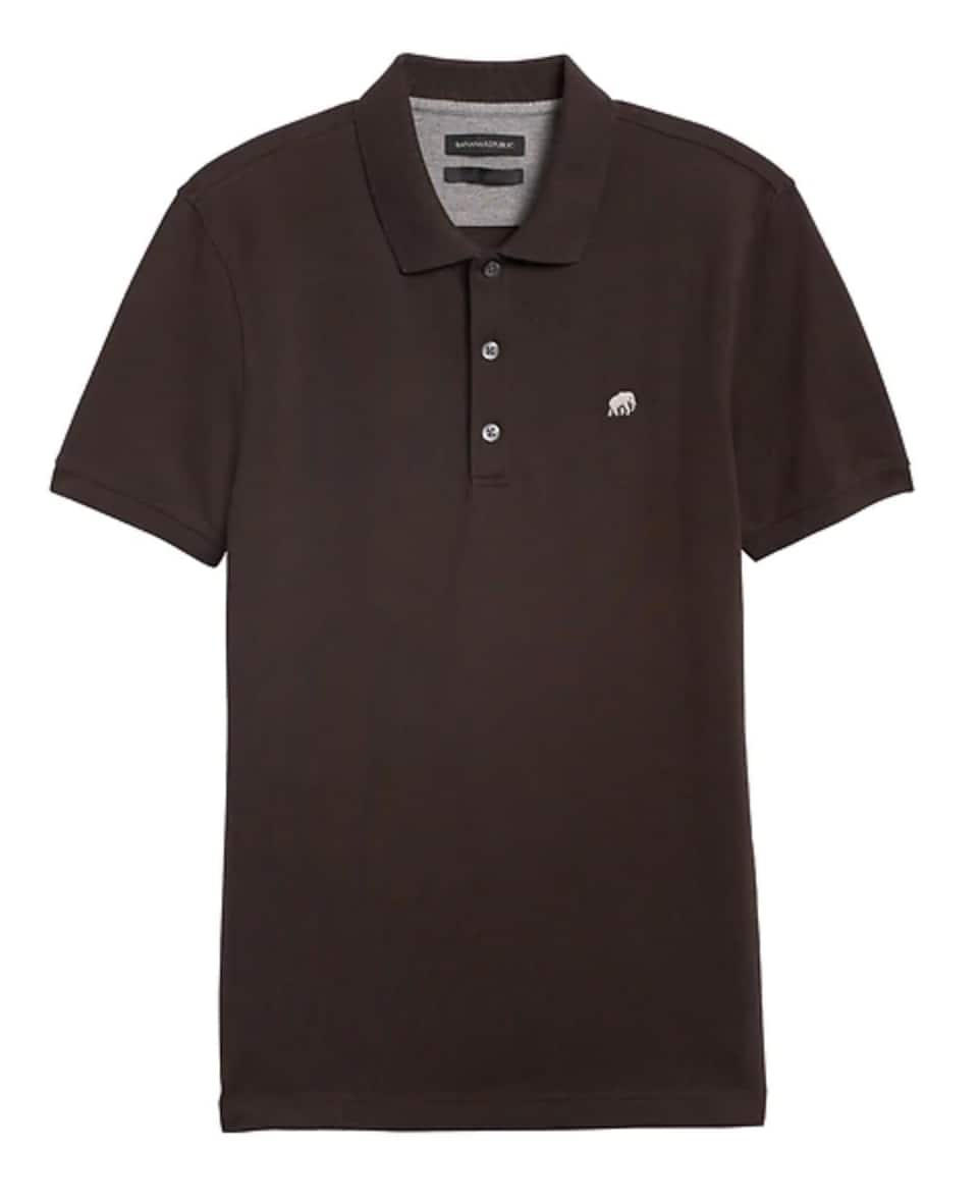 Banana Republic: Extra 20% Off + 25% email signup | Men's Polos $11.24, Sweaters $20.40, Chinos (Fulton Skinny, Aiden, more) $24.60 & More + FS