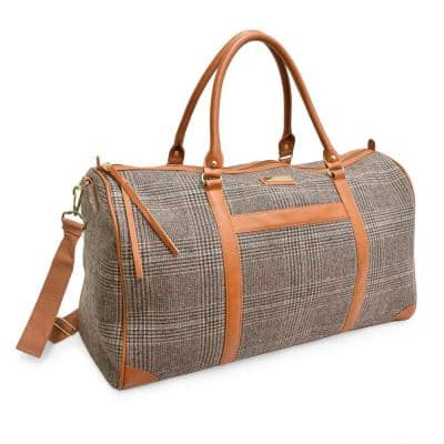 Women's ADRIENNE VITTADINI Wool Weekender Duffel Bag & Tote Bags $40.49 at Home Depot & More + Free Store Pickup