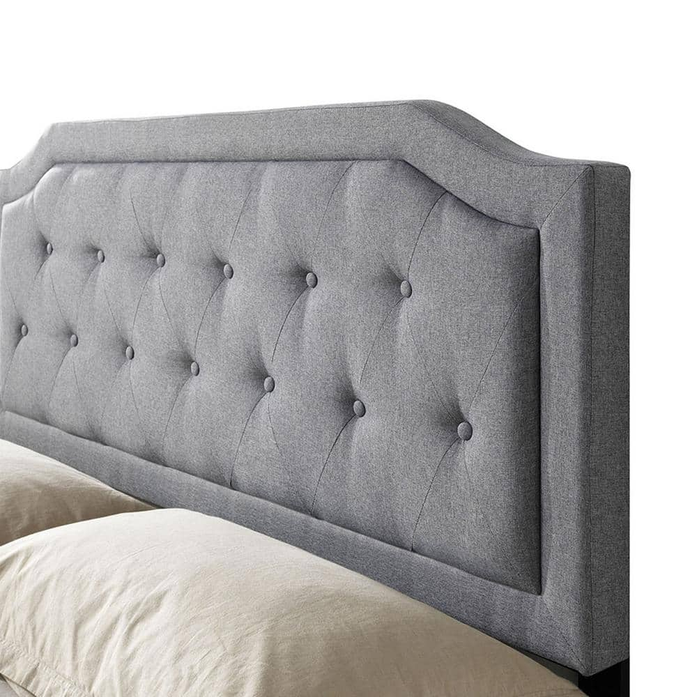 Poly & Bark Kensington Tufted Headboard, Queen $119.07 at Home Depot + Free Store Pickup